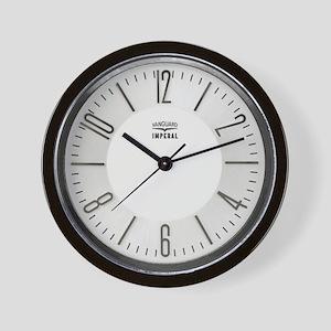 Vanguard Imperal Wall Clock