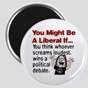 You Might Be A Liberal If You Magnet