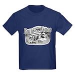 Build The Fence Kids Dark T-Shirt