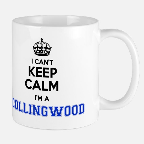Unique Collingwood Mug