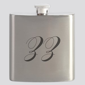 ZZ-cho black Flask