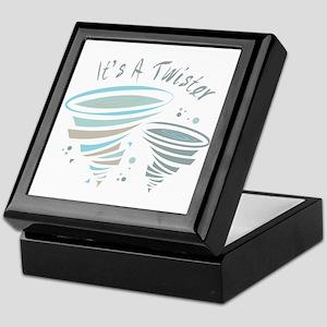 Its a Twister Keepsake Box