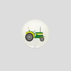 Tractor Mini Button