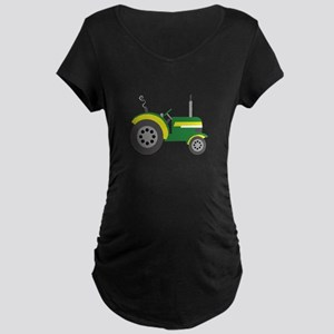 Tractor Maternity T-Shirt