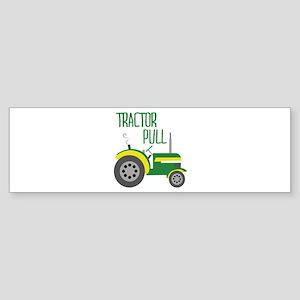 Tractor Pull Bumper Sticker