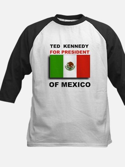 MEXICAN TEDDY Kids Baseball Jersey