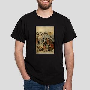 DOG ACT dark t-shirt