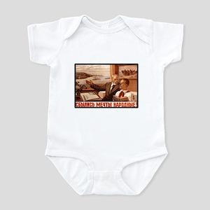 """""""People's Dreams"""" Vintage Pos Infant Bodysuit"""