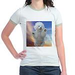 Happy Dog Jr. Ringer T-Shirt