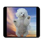 Happy Dog Mousepad
