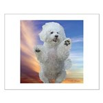 Happy Dog Small Poster