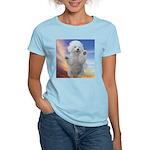 Happy Dog Women's Light T-Shirt