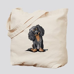 B&B King Charles Spaniel Tote Bag