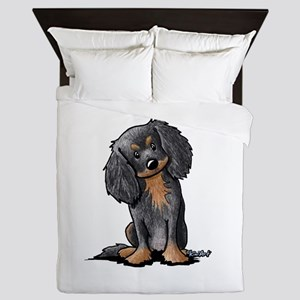 B&B King Charles Spaniel Queen Duvet