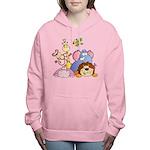 Jungle Animals Women's Hooded Sweatshirt