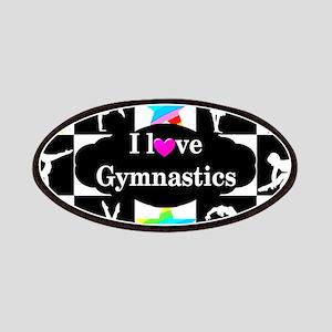 GYMNASTICS LOVE Patches