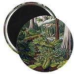 Canadian Landscape Art Fridge Magnets 100 pack