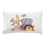 Jungle Animals Pillow Case