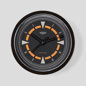 Vanguard Triton Wall Clock