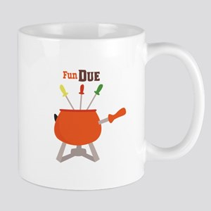 Fun Due Mugs