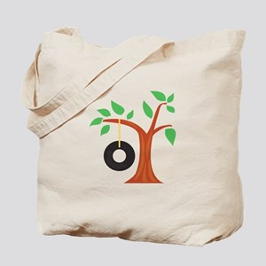 Tireswing Tote Bag