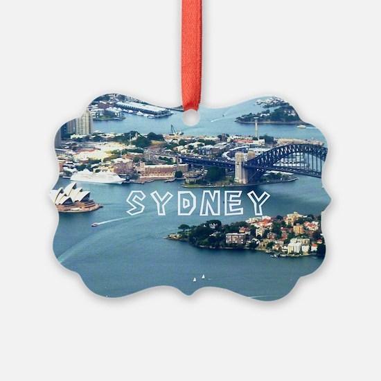 Sydney Ornament