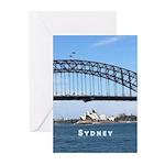 Sydney Greeting Cards (Pk of 20)