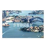 Sydney Postcards (Package of 8)