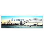 Sydney Sticker (Bumper 10 pk)