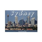 Sydney Rectangle Magnet (10 pack)