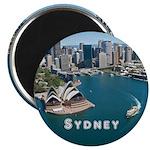 """Sydney 2.25"""" Magnet (100 pack)"""