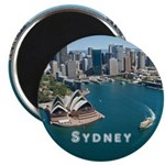 """Sydney 2.25"""" Magnet (10 pack)"""