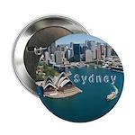 "Sydney 2.25"" Button (10 pack)"