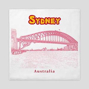 Sydney Queen Duvet
