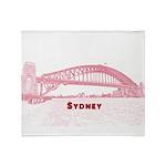 Sydney Throw Blanket