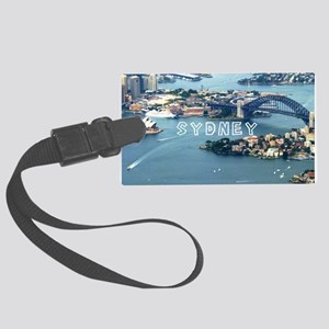 Sydney Large Luggage Tag