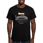 Sydney Men's Fitted T-Shirt (dark)