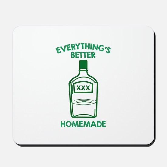 Everything's Better Homemade Mousepad