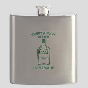 Everything's Better Homemade Flask