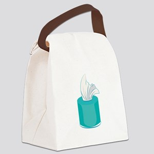 Tissues Canvas Lunch Bag
