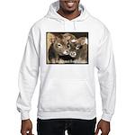 Not Food- Cows Hooded Sweatshirt