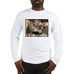 Not Food- Cows Long Sleeve T-Shirt
