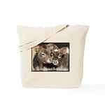 Not Food- Cows Tote Bag