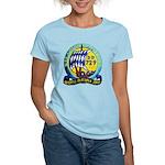 USS LYMAN K. SWENSON Women's Light T-Shirt