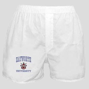 HAYWORTH University Boxer Shorts