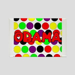 Obama for President 2008 Rectangle Magnet