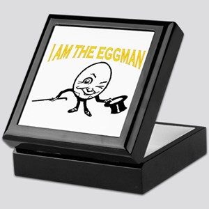 I AM THE EGGMAN Keepsake Box