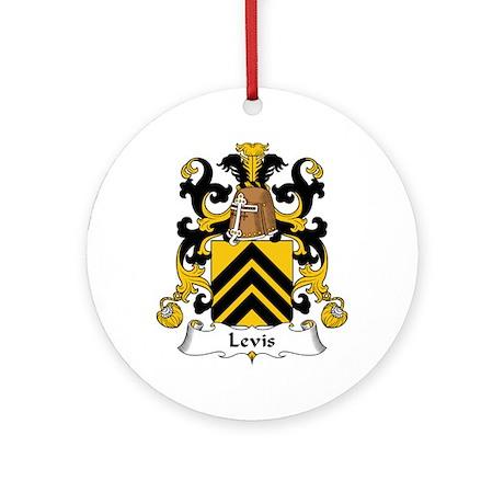 Levis Ornament (Round)