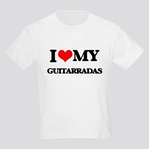 I Love My GUITARRADAS T-Shirt