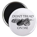 """""""Don't Tread On Me"""" Magnet"""